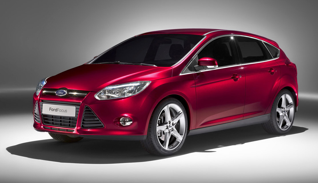 Ford Focus - Fiat Tipo