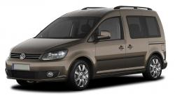 Volkswagen Caddy (7seats)
