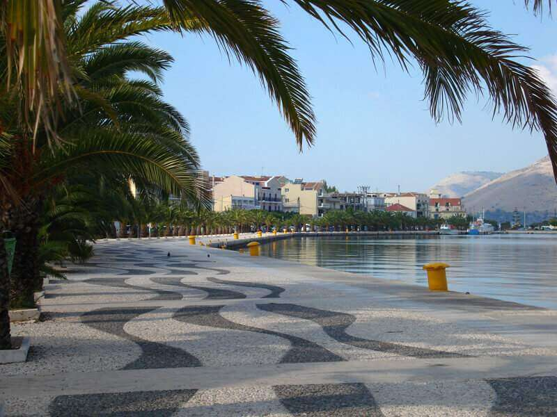 Capital City of Argostoli